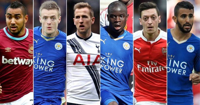 pfa player of the year winners